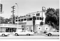 1973 Kavkaz Restaurant on Sunset Blvd.