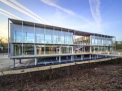 AS. Architecture-Studio • Picard Headquarters, Fontainebleau, France