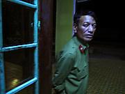 Vietnam, Ninh Binh: police man