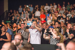 UFC Glasgow on Saturday, July 18 at The SSE Hydro, Glasgow. The UFC Fight Night 72 event was the first the promotion had been hosted in Scotland.