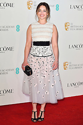 © Licensed to London News Pictures. 13/02/2016. <br /> EMILLIA CLARKE attends the BAFTA Lancôme Nominees' Party held at Kensington Palace. London, UK. Photo credit: Ray Tang/LNP