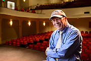 John Loesser portrait at the Lyric Theatre in Stuart Florida.