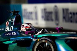 April 14, 2018 - Rome, RM, Italy - T. Blomqvist of MS & AD Andretti during Rome E-Prix Round 7 as part of the ABB FIA Formula E Championship on April 14, 2018 in Rome, Italy. (Credit Image: © Danilo Di Giovanni/NurPhoto via ZUMA Press)