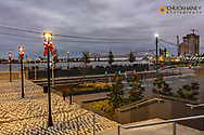 Riverfront in New Orleans, Louisiana, USA