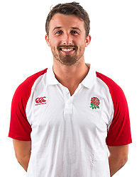 Alex Davis of England Rugby 7s - Mandatory by-line: Robbie Stephenson/JMP - 17/09/2019 - RUGBY - The Lansbury - London, England - England Rugby 7s Headshots