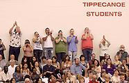 2010 - Tippecanoe High School Graduation