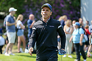 Gianfranco Zola during the Celebrity Pro-Am day at Wentworth Club, Virginia Water, United Kingdom on 23 May 2018. Picture by Phil Duncan.
