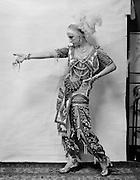 Lubov Tchernicheva as Zobeida in 'Schéhérazade', London, England, 1920