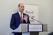Duke of Cambridge & Royal African Society