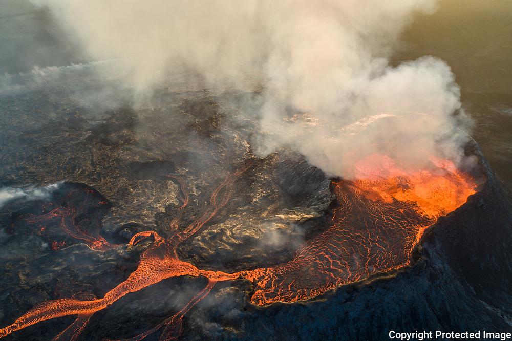 Geldingadalir volcano