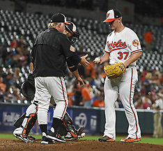 Cleveland Indians vs. Baltimore Orioles - 19 June 2017