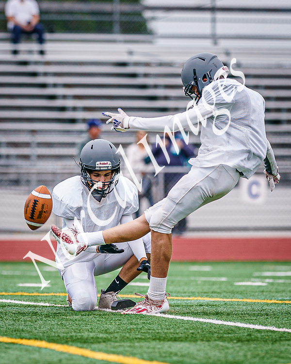 On August 21, 2021, the West County High School jv and varsity football teams played a scrimmage against St. Vincents.