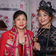"""The Mulan Women Achievement Awards recognize and promote and the achievements of Chinese women residing in the UK and continental Europe. The name of the awards was inspired by the Chinese legendary heroine Hua Mulan, who disguised herself as a man to save her family honor and her country.<br /> <br /> Mei Sim Lai, Chair of the Mulan Foundation Network which gives the awards, said """"I believe, and I know, that Chinese women around the world have so much to offer, to help each other, to deal with the businesses and also to act as role models for others. And this is what Mulan charity is all about.<br /> <br /> """"Chinese women feature in Mulan awards in London http://www.ecns.cn/business/2016/12-16/237993.shtml"""