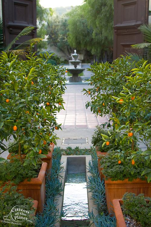 Los Angeles River Center and Gardens, FoLAR Headquarters, Cypress Park, Los Angeles, California, USA