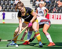 AMSTERDAM - EuroHockey Club Cup 2019 Women, during the match for 3rd place, HC Den Bosch (NED) -Der Club an der Alster (GER)   . Marloes Keetels (DBO)  COPYRIGHT  KOEN SUYK WORLDSPORTPICS
