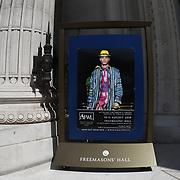 Africa Fashion Week London (AFWL) at Freemasons' Hall on 11 August 2018, London, UK.