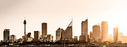 Sydney Skyline late afternoon<br /> <br /> This is a large format image and suitable for a LARGE print