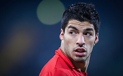 06.12.2012, Stadio Friuli, Udine, ITA, UEFA EL, Udinese Calcio vs FC Liverpool, Gruppe A, im Bild Luis Suarez (# 07, Liverpool FC) // during the UEFA Europa League group A match between Udinese Calcio and Liverpool FC at the Stadio Friuli, Udinese, Italy on 2012/12/06. EXPA Pictures © 2012, PhotoCredit: EXPA/ Juergen Feichter