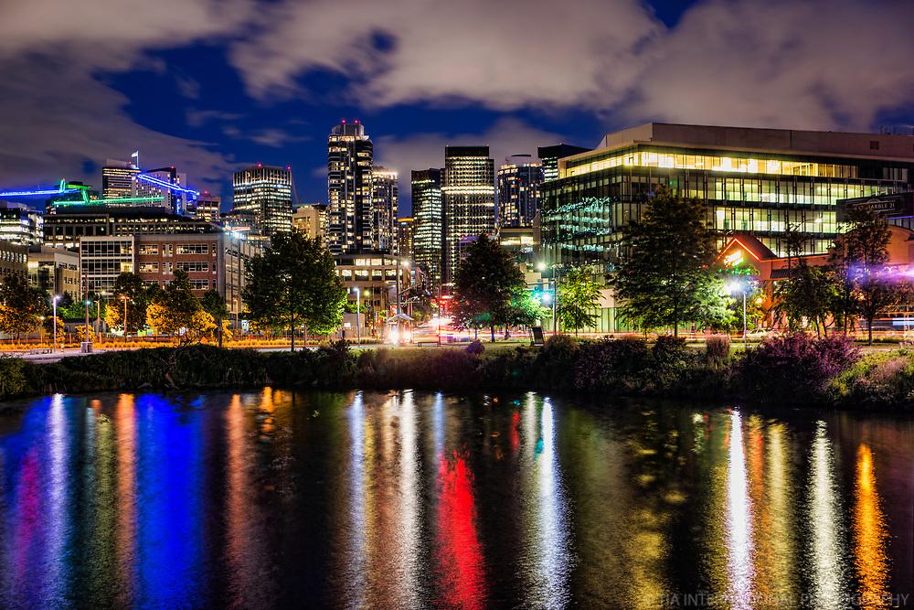 Lake Union Park @ Night
