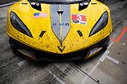 January 30-31, 2021. IMSA Weathertech Series. Rolex Daytona 24h:  #3 Corvette Racing Corvette C8.R, GTLM: Antonio Garcia, Jordan Taylor, Nicky Catsburg detail\
