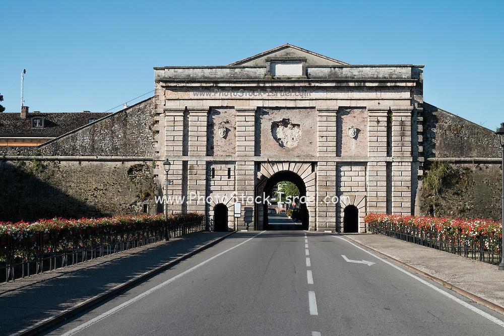 Porta Verona, Lake Garda, Veneto, Italy