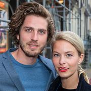 NLD/Amsterdam/20190520 - inloop Best of Broadway, Dorian Bindels en Melissa Drost