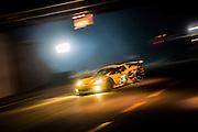 Oliver Gavin, Tommy Milner and Richard Westbrook, Corvette Racing (GT) Chevrolet Corvette C6 ZR1, Petit Le Mans. Oct 18-20, 2012. © Jamey Price