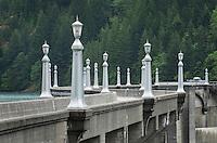 Diablo Dam, Ross Lake National Recreation Area, North Cascades Washington