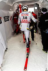 February 8, 2019 - …Re, SWEDEN - 190208 Felix Monsen of Sweden at a men's downhill training session during the FIS Alpine World Ski Championships on February 8, 2019 in Ã…re..Photo: Joel Marklund / BILDBYRÃ…N / kod JM / 87852 (Credit Image: © Joel Marklund/Bildbyran via ZUMA Press)