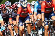 Vincenzo Nibali (ITA - Bahrain - Merida) during the Tour de France 2018, Stage 4, Team Time Trial, La Baule - Sarzeau (195 km) on July 10th, 2018 - Photo Luca Bettini / BettiniPhoto / ProSportsImages / DPPI