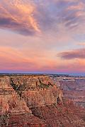 South Rim at Dawn,<br />Grand Canyon National Park, Arizona
