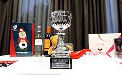 The Bristol City Foundation Annual Quiz Trophy - Mandatory by-line: Robbie Stephenson/JMP - 19/09/2016 - FOOTBALL - Ashton Gate - Bristol, England - Bristol City Community Trust Quiz