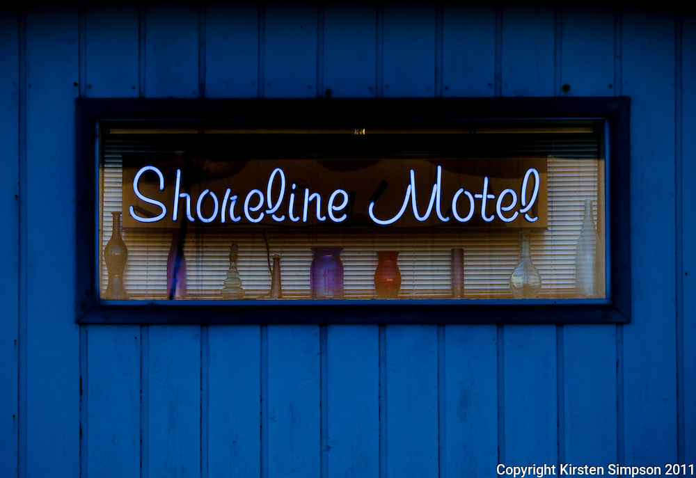 Shoreline Motel in Port Orford
