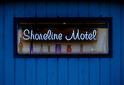 Shoreline Motel in Port Orford