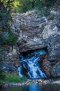 Running Eagle Falls