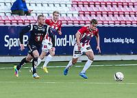 FotballFørstedivisjonTromsø IL vs Kristiansund29.05.2014Thomas Kind Bendiksen, TromsøAndreas Rødsand, KristiansundFoto: Tom Benjaminsen / Digitalsport