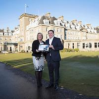 SDS Gleneagles Hotel Award