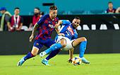 Soccer United States La Liga-Serie A Cup Tour-SSC Napoli at FC Barcelona-Aug 7, 2019