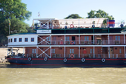 Ayeyarwady River Boat Cruise