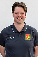 Download von www.picturedesk.com am 16.08.2019 (14:00). <br /> MARIA ENZERSDORF, AUSTRIA - JULY 16: Team doctor Michael Anderl of Admira during Team photo shooting - FC Flyeralarm Admira at BSFZ Arena on July 16, 2019 in Maria Enzersdorf, Austria.190716_SEPA_13_065 - 20190716_PD12326