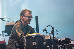 Leftfield headline the main stage on Saturday night at Rockness, 12th June 2010..Pic ©2010 Michael Schofield. All Rights Reserved.