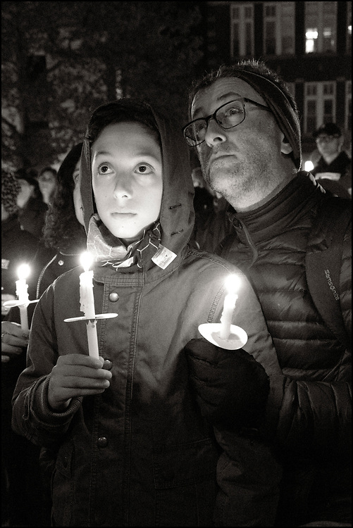 On October 27, 2018, a mass shooting occured at the Tree of Life – Or L'Simcha Congregation in the Squirrel Hill neighborhood of Pittsburgh, Pennsylvania. The congregants were attacked during Shabbat morning services. The shooter killed eleven people and wounded six. It was the deadliest attack on the Jewish community in the United States. On October 30, 2018 Cambridge, MA held a vigil  in front of City Hall to remember the victims.