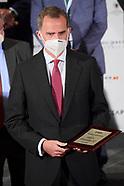 051821 King Felipe VIKing Felipe VI attends Closing ceremony of the 4th CEAPI Ibero-American Congres