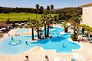 24-07-2016 Foto's persreis Golfers Magazine met Pin High naar Alicante en Valencia in Spanje. <br /> Foto: La Sella - Uitzicht vanuit het Marriot Hotel.
