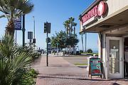 Cold Stone Creamery at Seal Beach Pier Orange County California