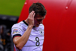 SEVILLE, SPAIN - Tuesday, November 17, 2020: Toni Kroos of Germany disappointed during the UEFA Nations League match between Spain and Germany at Estadio La Cartuja de Sevilla on november 17, 2020 in Seville, Spain (Photo by Jeroen Meuwsen/Orange Pictures)