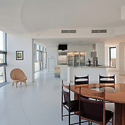 Luxury penthouse inside of Jean Nouvel's 100 Eleventh Ave.