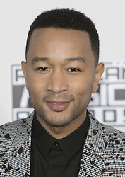 November 20, 2016 - Los Angeles, California, U.S - John Legend on the Red Carpet of the 2016 American Music  Awards held on Sunday, November 20, 2016 at the Microsoft  Theatre in Los Angeles, California. (Credit Image: © Prensa Internacional via ZUMA Wire)