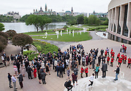2017 Ottawa Redblacks Ring Ceremony