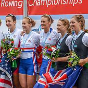 NZL W2- @ World Champs 2014